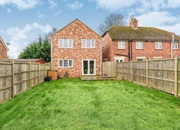 Thumbnail 3 bed detached house for sale in Chestnut Avenue, Blean, Canterbury, Kent