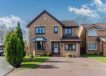 Thumbnail 5 bedroom detached house for sale in Brent Avenue, Thornliebank, Glasgow
