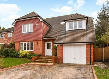 Thumbnail 4 bed detached house for sale in Sundew Place, Four Marks, Hampshire