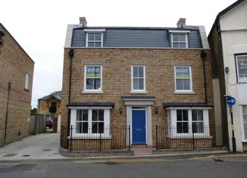 Thumbnail 4 bed semi-detached house to rent in Market Place, March
