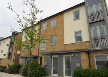 Thumbnail 4 bedroom terraced house for sale in St Edmunds Walk, Hampton Centre, Peterborough