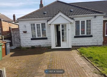 2 bed bungalow to rent in Roman Road, Birstall, Leicester LE4