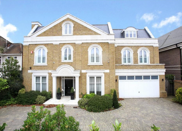 Thumbnail 5 bed detached house for sale in Roedean Crescent, Putney, London