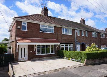 Thumbnail 2 bedroom town house for sale in Rosebery Street, Stoke-On-Trent