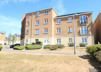 Thumbnail 2 bed flat for sale in Windermere Avenue, Purfleet