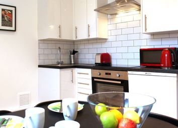 Thumbnail 1 bed flat to rent in Rochester Road, London