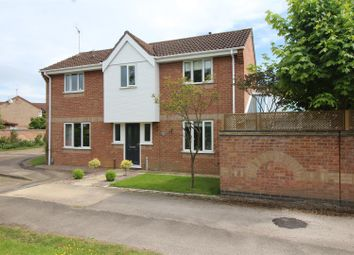 4 bed detached house for sale in Wycliffe Grove, Werrington, Peterborough PE4