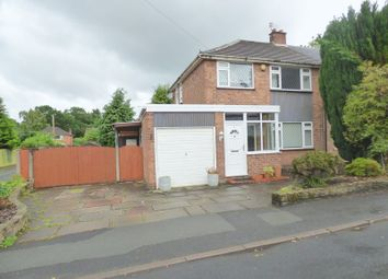 Thumbnail 3 bedroom semi-detached house for sale in Flowery Field, Stockport