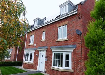 Thumbnail 5 bed detached house for sale in Londinium Way, North Hykeham, Lincoln