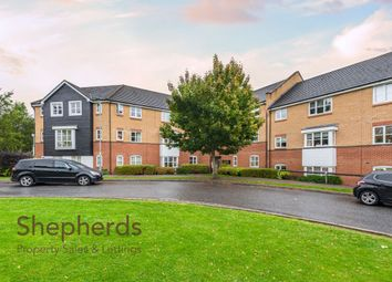 Thumbnail 2 bed flat for sale in Plomer Avenue, Hoddesdon, Hertfordshire