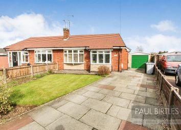 Thumbnail 3 bed bungalow for sale in Braemar Avenue, Urmston, Manchester