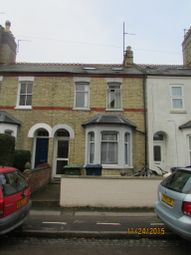 Thumbnail 5 bed town house to rent in Aston Street, Oxford