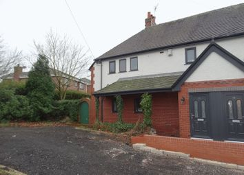 Thumbnail 3 bed semi-detached house for sale in The Bank, Scholar Green, Stoke-On-Trent