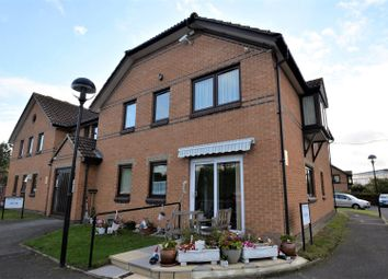 Thumbnail 1 bed flat for sale in Portland Close, Chadwell Heath, Romford, Essex