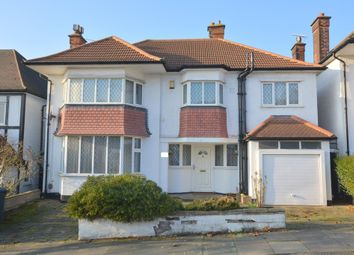Thumbnail 4 bed detached house for sale in Crespigny Road, London