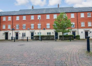 Thumbnail 4 bedroom town house to rent in Banks Court, Eynesbury, St. Neots