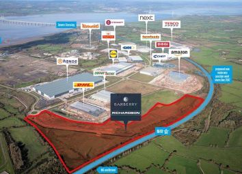 Thumbnail Industrial for sale in Unit 11, More+, Central Park, Severnside, Bristol