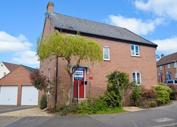 Thumbnail 3 bed end terrace house for sale in Kestrel Close, Tiverton