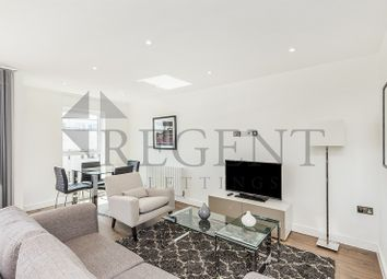 Thumbnail 2 bed flat to rent in Abbey Court, Wimbledon