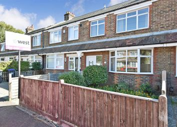 Thumbnail 3 bed terraced house for sale in Bruce Avenue, Worthing, West Sussex