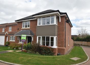 Thumbnail 4 bed detached house for sale in Lawley Way, Droitwich