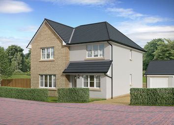 "Thumbnail 4 bed detached house for sale in ""Madingley"" at Letham Views, 9 Holme Avenue, Haddington"