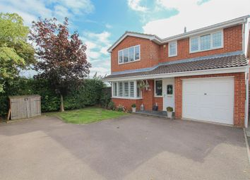 Thumbnail 4 bed detached house for sale in Dean Way, Aston Clinton