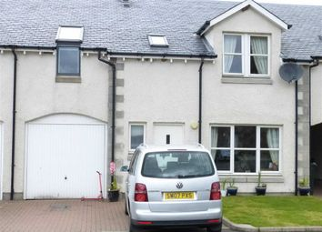 Thumbnail 4 bedroom terraced house for sale in Newton Steadings, Glencarse, Perthshire