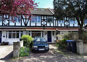Thumbnail 4 bed terraced house for sale in Downlands Avenue, Broadwater, Worthing