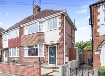 Thumbnail 3 bed semi-detached house for sale in Cranfield Road, Aylestone, Leicester, Leicestershire