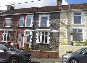 Thumbnail 4 bedroom terraced house for sale in Lanwern Road, Maesycoed, Pontypridd