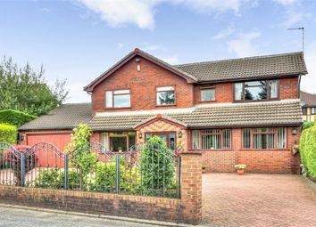 Thumbnail 5 bed detached house for sale in Bittern Close, Rochdale, Lancashire