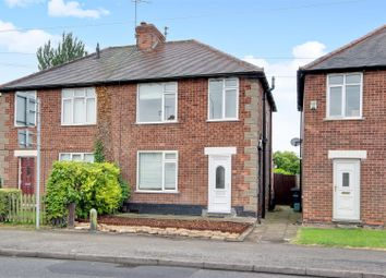 Thumbnail 3 bedroom semi-detached house for sale in Cross Street, Arnold, Nottingham