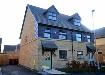 Thumbnail 3 bed semi-detached house for sale in Higher Standen Drive, Clitheroe