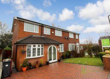 Thumbnail 3 bedroom semi-detached house for sale in Braeside Grove, Bolton