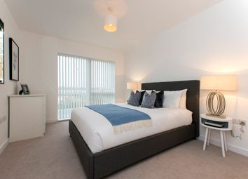 Thumbnail 1 bedroom flat for sale in Station Road, Leagrave, Luton