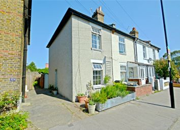 Thumbnail 2 bed end terrace house for sale in Warren Road, Addiscombe, Croydon