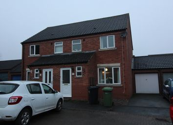 Thumbnail 3 bed semi-detached house to rent in Farringdon Avenue, Belmont, Hereford