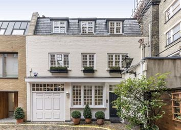 Thumbnail 4 bed property for sale in Hallam Mews, London