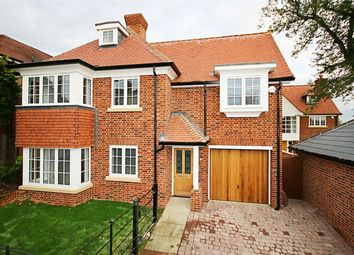 Thumbnail 4 bed detached house for sale in Springhall Road, Sawbridgeworth, Hertfordshire