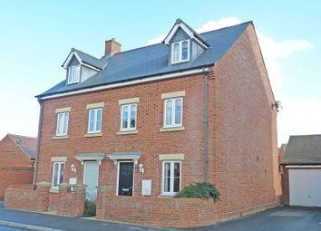 Thumbnail 3 bedroom semi-detached house for sale in Haragon Drive, Amesbury, Salisbury