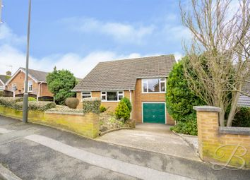 Thumbnail 4 bed detached house for sale in Stinting Lane, Shirebrook, Mansfield