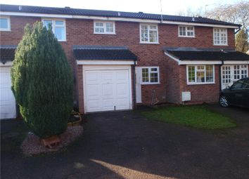 Thumbnail 2 bed terraced house to rent in Perryfields Close, Redditch