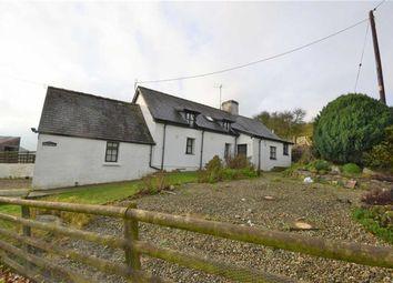 Thumbnail 3 bed cottage for sale in Cae Gogrydd Hen, Aberhosan, Machynlleth, Powys