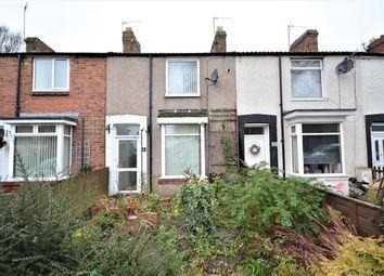 2 bed terraced house for sale in John Street, Shildon DL4