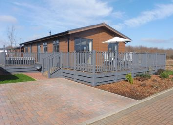Thumbnail 2 bed lodge for sale in Frinton Road, Thorpe-Le-Soken, Clacton-On-Sea