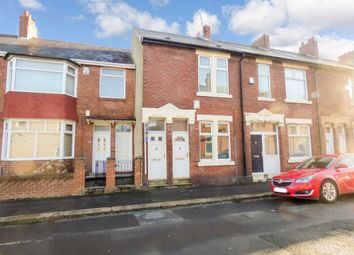 Thumbnail 1 bed flat for sale in Coronation Street, Wallsend