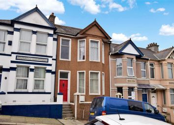 Thumbnail 3 bed terraced house for sale in Winston Avenue, Plymouth, Devon