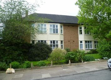 Thumbnail 2 bed flat to rent in Knighton Church Road, Leicester