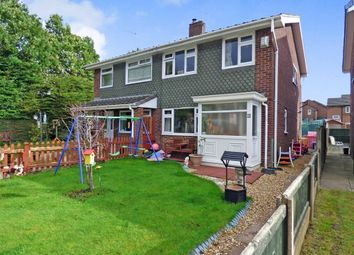 Thumbnail 3 bed semi-detached house for sale in Thames Place, Winsford, Cheshire